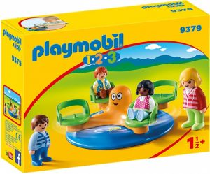 PLAYMOBIL 1, 2, 3: Kindermolen (9379) (11.50 EUR)