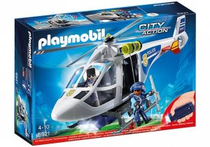 PLAYMOBIL City Action: Politiehelikopter (6921) (23.95 EUR)