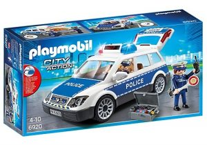 PLAYMOBIL City Action: Politiepatrouille (6920) (27.70 EUR)