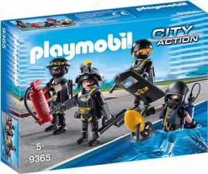 PLAYMOBIL City Action: SIE Team (9365) (9.45 EUR)
