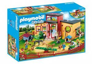 PLAYMOBIL City Life: Dierenpension (9275) (53.95 EUR)