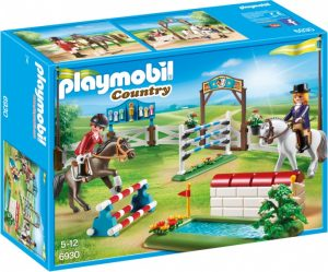 PLAYMOBIL Country paardenwedstrijd (6930) (24.85 EUR)