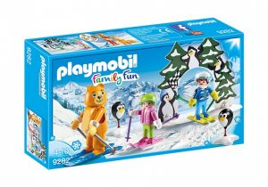 PLAYMOBIL Family Fun: Skischooltje (9282) (13.45 EUR)