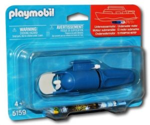 PLAYMOBIL Specials: Onderwatermotor (5159) (8.80 EUR)