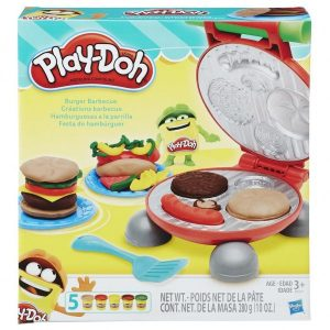 Play-Doh Burger Barbeque (13.99 EUR)