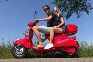 Scootertocht (49.00 EUR)