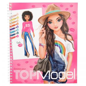 TOPModel Create Your Drawing Book (5.95 EUR)