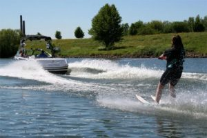 Waterskiën (32.50 EUR)