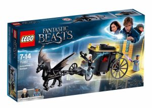 LEGO Fantastic Beasts: Grindelwald's Ontsnapping (75951) ( 26.95 EUR)