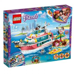 41381 Lego Friends Reddingsboot ( 84.99 EUR)