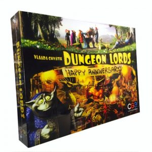 Czech Games Edition Dungeon Lords Happy Anniversary (en) (74.50 EUR) 25.00% korting