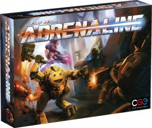 Czech Games Edition bordspel Adrenaline (en) (46.95 EUR) 25.00% korting