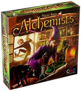 Czech Games Edition bordspel Alchemists (en) (39.95 EUR) 26.00% korting