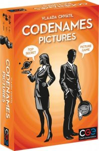 Czech Games Edition gezelschapsspel Codenames Pictures (en) (15.99 EUR) 27.00% korting
