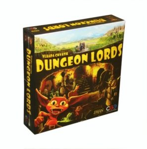 Czech Games Edition gezelschapsspel Dungeon Lords (en) (35.95 EUR) 25.00% korting