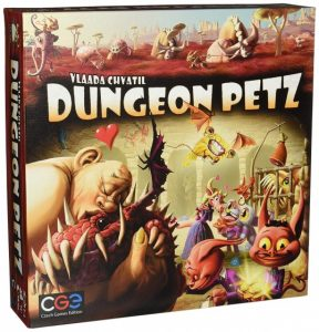 Czech Games Edition gezelschapsspel Dungeon Pets (en) (34.95 EUR) 26.00% korting
