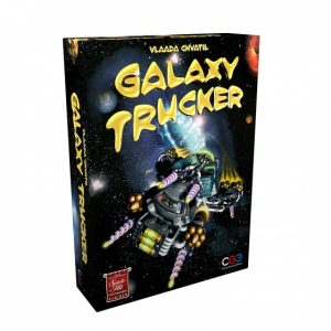 Czech Games Edition gezelschapsspel Galaxy Trucker (en) (36.95 EUR) 26.00% korting