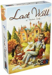 Czech Games Edition gezelschapsspel Last Will (en) (32.95 EUR) 25.00% korting