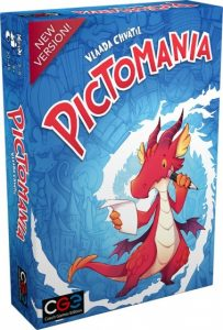 Czech Games Edition gezelschapsspel Pictomania (en) (17.95 EUR) 25.00% korting