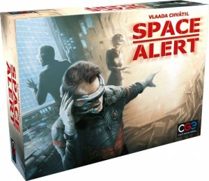 Czech Games Edition gezelschapsspel Space Alert (en) (41.50 EUR) 26.00% korting