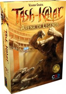 Czech Games Edition gezelschapsspel Tash Kalar Arena of Legends (en) (28.95 EUR) 26.00% korting