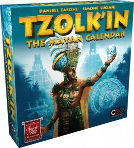 Czech Games Edition gezelschapsspel Tzolk'in the Mayan calendar (en) (37.95 EUR) 26.00% korting