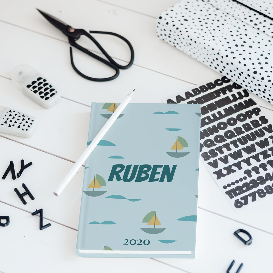 Jaaragenda 2020 - Softcover