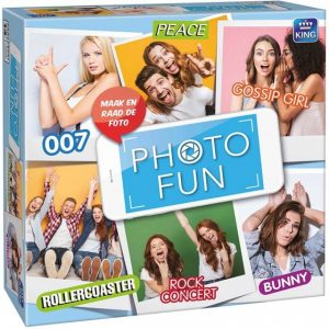 King gezelschapsspel Photo Fun (20.50 EUR) 27.00% korting