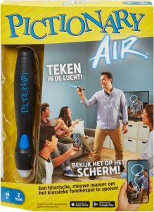 Mattel gezelschapsspel Pictionary Air (23.95 EUR) 25.00% korting