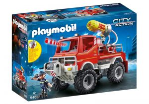 PLAYMOBIL City Action Brandweer terreinwagen (9466) (34.85 EUR)