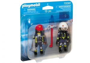 PLAYMOBIL City Action DuoPack Brandweerlui (70081) (4.30 EUR)