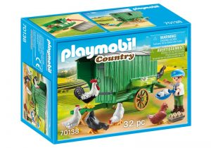 PLAYMOBIL Country Kind met kippenhok (70138) (12.70 EUR)