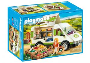 PLAYMOBIL Country Marktkraamwagen (70134) (39.70 EUR)