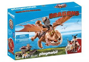 PLAYMOBIL Dragons Vissenpoot & Speknekje (9460) (29.70 EUR)
