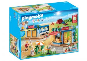 PLAYMOBIL Family Fun Grote camping (70087) (59.90 EUR)