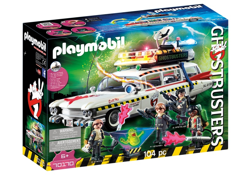 PLAYMOBIL Ghostbusters Ecto 1A (70170)