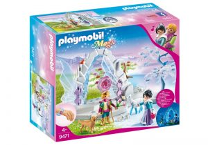 PLAYMOBIL Magic Kristallen poort naar Winterland (9471) (22.45 EUR)
