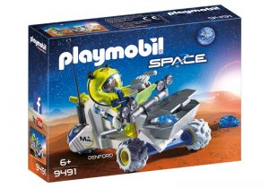 PLAYMOBIL Space Mars trike (9491) (8.85 EUR)