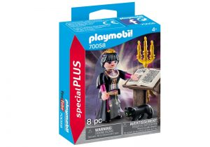 PLAYMOBIL Special Plus Heks met toverboek (70058) (3.40 EUR)