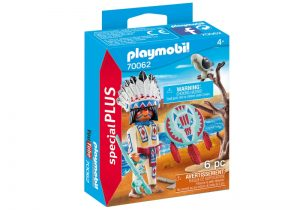 PLAYMOBIL Special Plus Inheems stamhoofd (70062) (3.40 EUR)