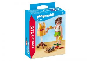 PLAYMOBIL Special Plus modeontwerpster (9437) (3.60 EUR)
