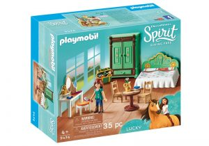 PLAYMOBIL Spirit Riding Free Lucky's slaapkamer (9476) (22.90 EUR)