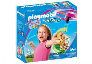 PLAYMOBIL Sports & Action Fee propeller (70056) (9.40 EUR)