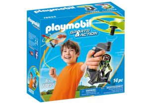 PLAYMOBIL Sports & Action Top Agent propeller (70055) (9.75 EUR)