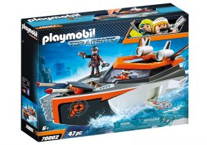PLAYMOBIL Spy Team turboschip (70002) (39.70 EUR)