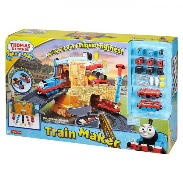 Thomas Trein Take N Play Treinmaker Speelset