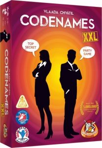 White Goblin Games bordspel Codenames XXL (en) (29.50 EUR) 26.00% korting