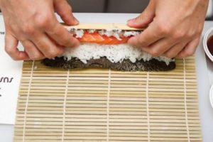 Workshop: Sushi maken (45.00 EUR)