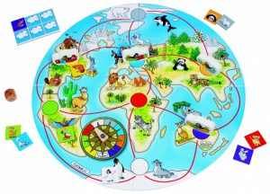 beleduc spel One World Animal Trip (42.95 EUR) 26.00% korting
