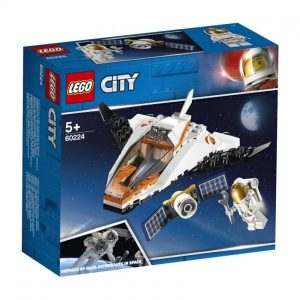 60224 Lego City Sateliettransportmissie ( 9.99 EUR)